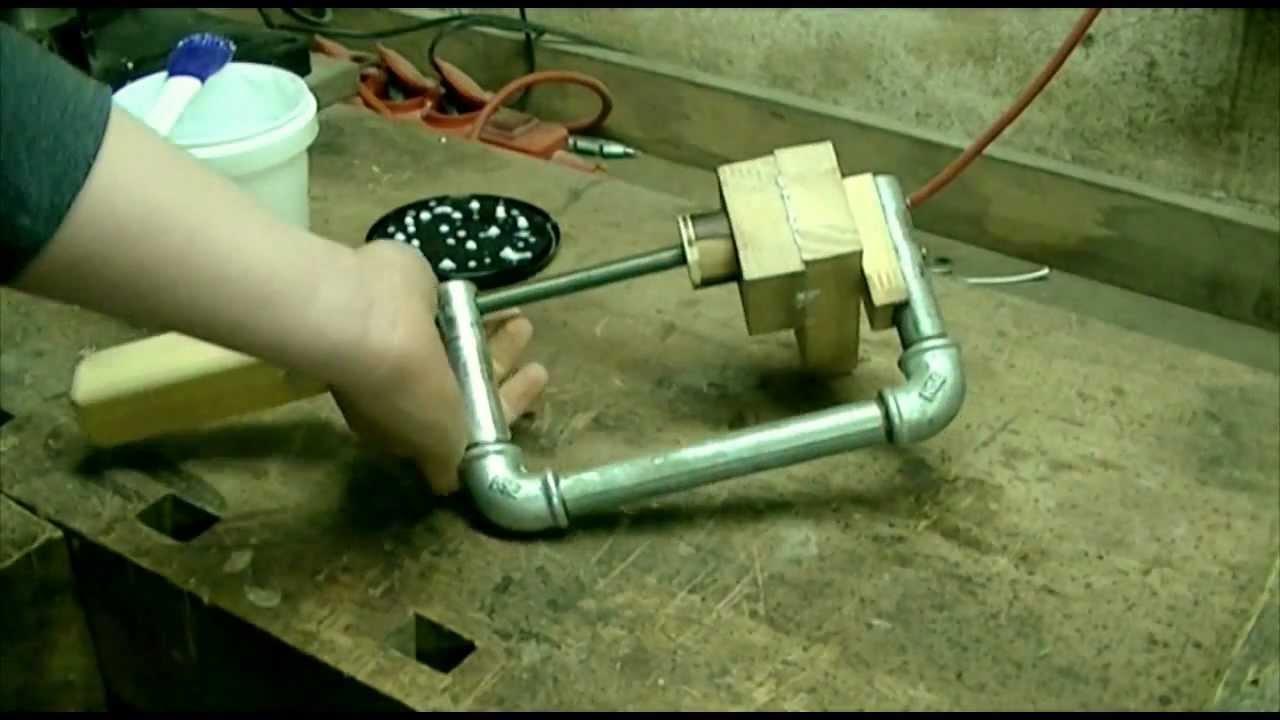 Building Plumbing C-Clamps