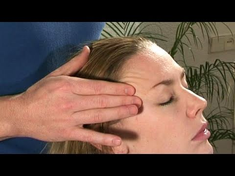 How To Do Indian Head And Neck Massage
