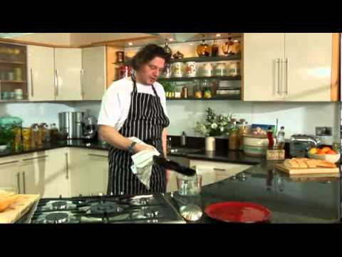 Spanish Omelette- Marco Pierre White recipe video