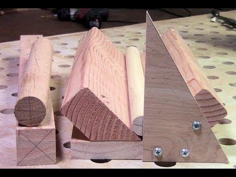 Woodworking – Make an End Center Marking Jig